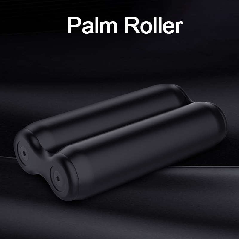 Aluminum Alloy Palm Roller One-Handed Operation Fidget Roller Toy for Adults Rolling Wheel in Hands Relieve Stress/ Anxiety enlarge