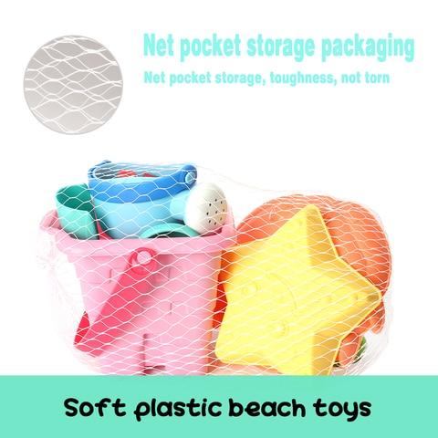 13 pcs criancas brinquedos de praia sandbox