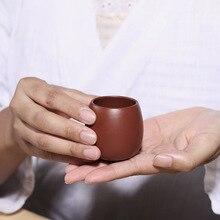 Yixing глиняная чайная чашка НЕОБРАБОТАННАЯ руда чай Да Хун Пао чашка Осенняя чашка напрямую от производителя поколение жира Производитель