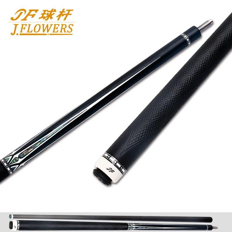 New Arrival JF20-02 Billiards Pool Cue 10.5mm Tip Professional Carbon Fiber Tecnologia Shaft High Quality Billard Stick