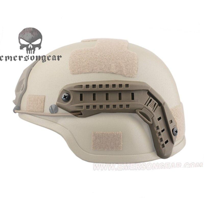 emersongear Emerson Tactical FAST Helmet Mount Rail ACH-MICH ARC Airsoft Accessory