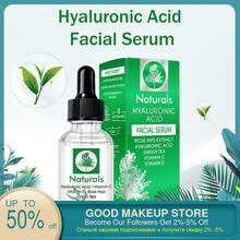30ML Hyaluronic acid Serum plant vitamin C original liquid pore shrinkage hydrat