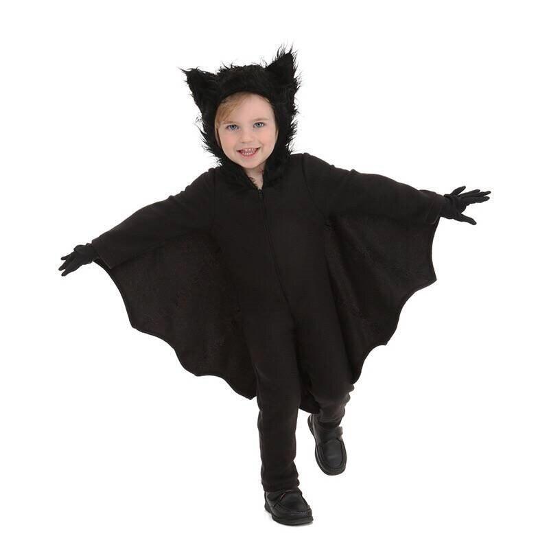 Unisex Children Onesie Bat Suit Modeling-Halloween Costumes BOY'S Export Uniform Temptation