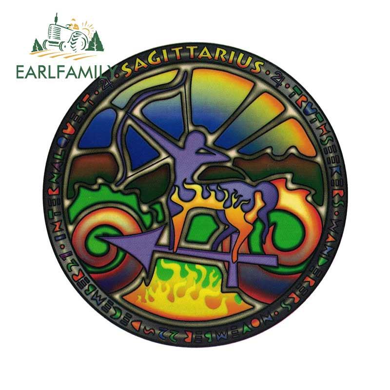 Sagitarius Zodiac Astrology Vinyl Decal Sticker Window Wall Car Sign