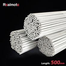 50cm Low Temperature Bars Cored Welding Solder Wire Weld Easy Melt Aluminum Rod for Soldering Aluminum No Need Solder Powder