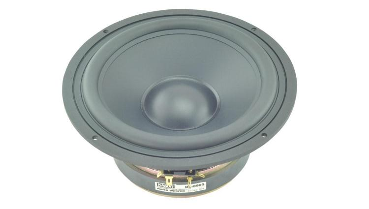 1PCS Original Kasun DL-890S 8'' High Performance Subwoofer Speaker Driver Unit Casting Aluminum Frame 8ohm 300W Fs=28Hz D218mm