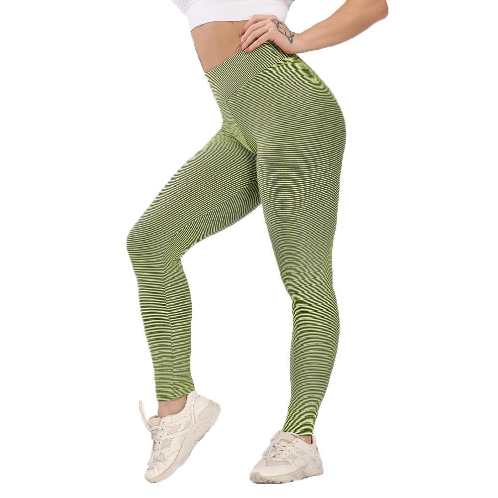 Women Sport Textured Booty Leggings 24