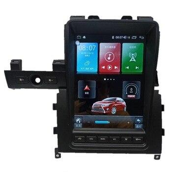 "9.7"" Tesla Android Car Stereo Radio Audio DVD GPS Navigation Head Unit Sat Nav for Nissan GTR GT-R 2008 2009 2010 2011 2012 2013"