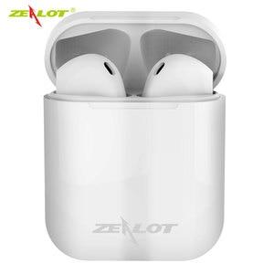Image 2 - Zélot H20 TWS 5.0 Bluetooth casque écouteurs Mini sans fil écouteurs intra auriculaires avec boîte de charge