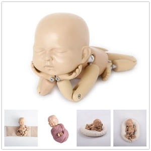 Posing-Doll Photo-Accessories Photography-Props Newborn Simulation Babies Training-Model