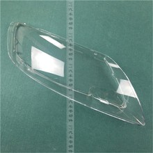 For Audi Q7 Headlight cover 10-15  headlamp transparent large lamp shell Car lampshade Lamp protective