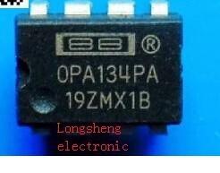 Image 1 - IC darmowa wysyłka 100% nowy oryginalny OPA134PA OPA134 DIP 8 OPA IC CHIP 134PA najwyższej jakości