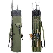 Fishing font b Bags b font Portable Multifunction Nylon Fishing Rod Storage font b Case b