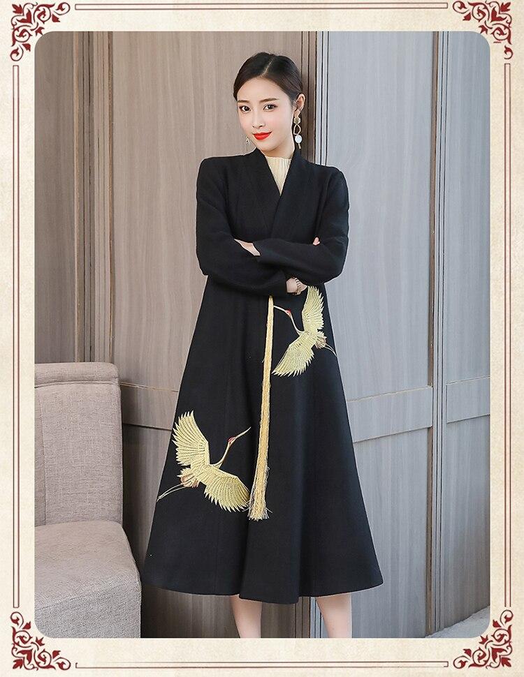 Outono inverno mulher casacos 2019 moda trench
