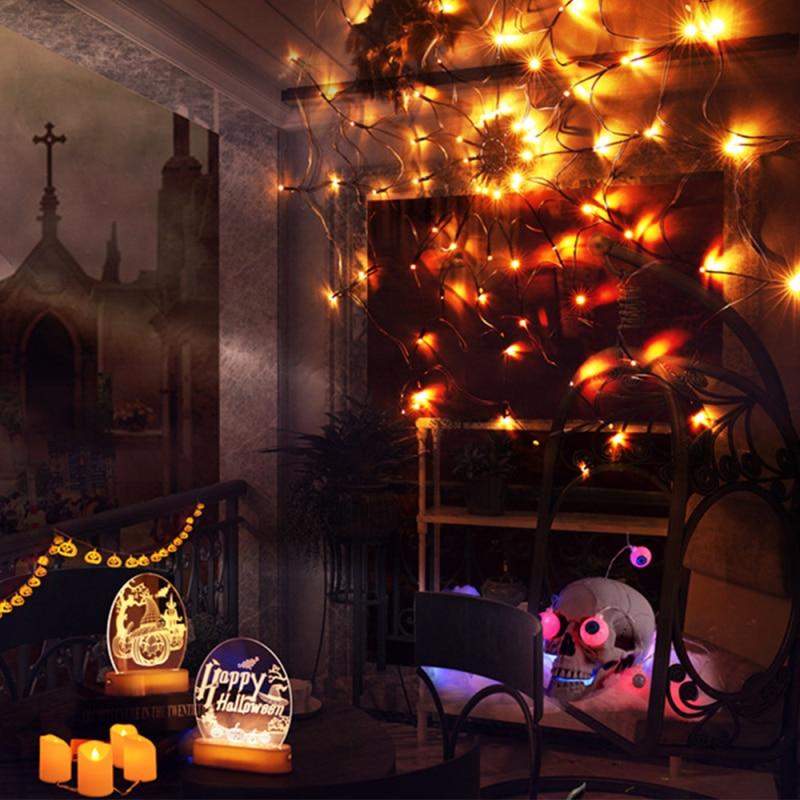 Kit de luzes led para decoração de