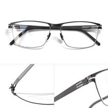 screwless eyewear Frame super light super thin comfortable business style full rim Germany Berlin design