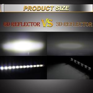 Image 3 - CO светильник суперъярсветодиодный светильник Панель 6D 8 50 дюймов, комбинисветодиодный Светодиодная панель для внедорожника, для Lada, грузовика, 4x4, внедорожника, вездехода, Нива 12 В, 24 В, автомобисветильник фара дальнего света