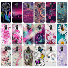 For Huawei Mate 20 Lite Case Huawei Mate20 Lite Cover Soft Silicone Ba