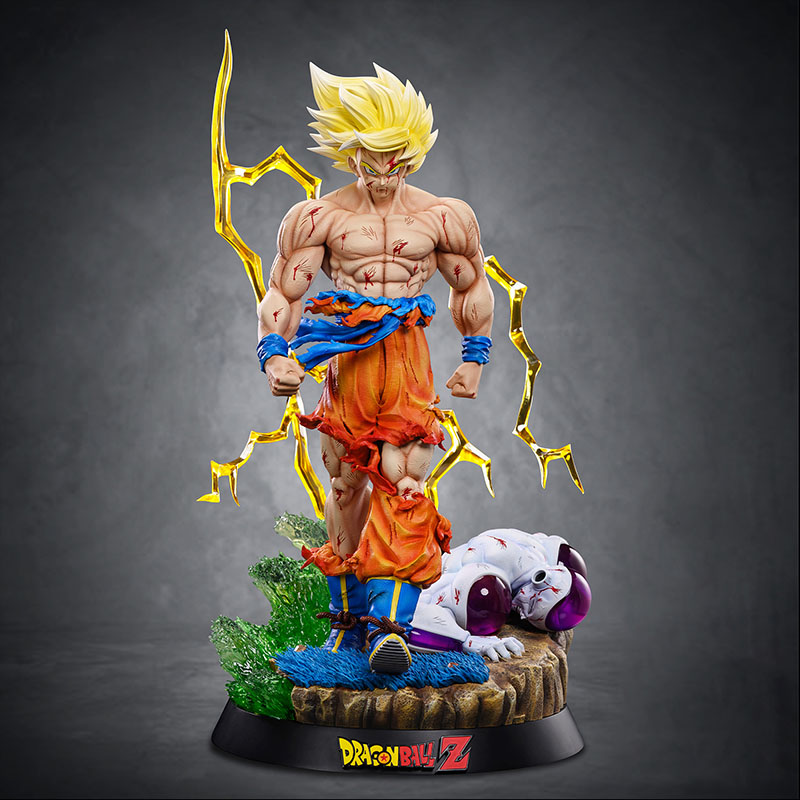 Wukong GK Limited Statue Figure 1