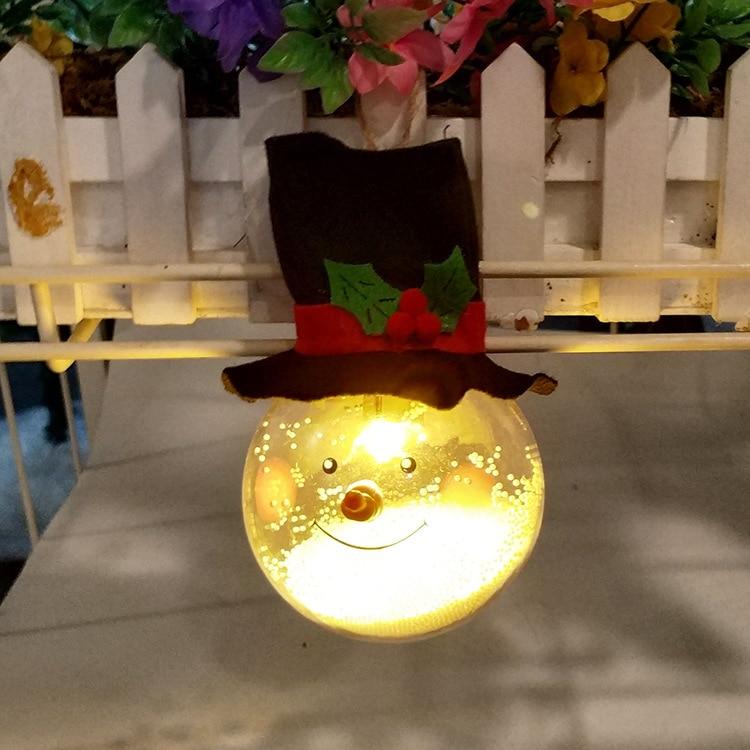 light hat snowman
