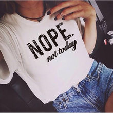 Женская Повседневная футболка с коротким рукавом в стиле Харадзюку