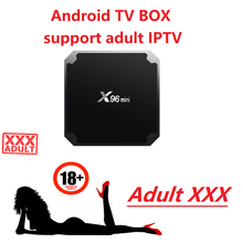 Android TV BOX support IPTV Panel for Reseller management ad
