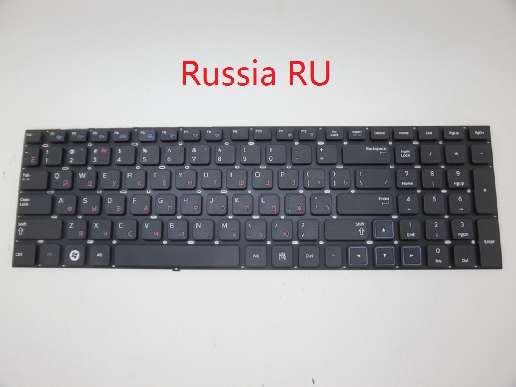 Laptop Keyboard For Samsung  NP300E7A NP305E7A 300E7A 305E7A English US Germany GR Arabia France ARFR Bulgaria BG Russia RU