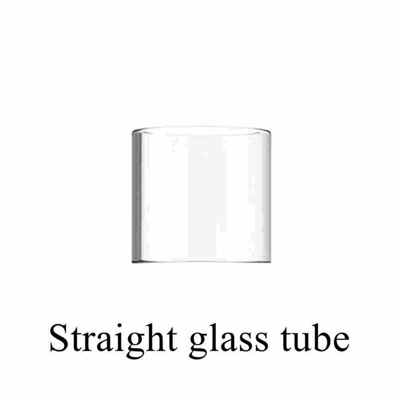 10PCS Pack Hongxingjia Replacement Glass Tube Tank For Geekvape Zeus/Zeus X/ Zeus Dual/ Zeus Sub Ohm/ Zeus X Mesh RTA/Alpha Tank 4