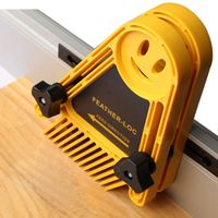 1 Set Multi purpose Feather Loc Board Set Woodworking Flip chip Engraving Machine Miter Gauge Slot Woodworker DIY Tools 63HF
