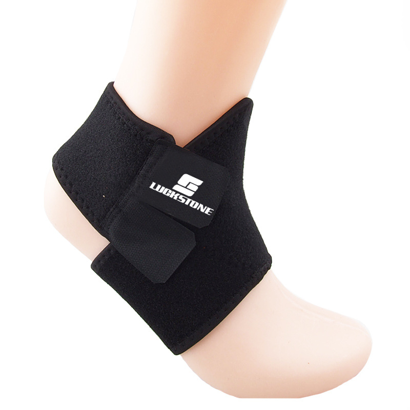 Ji Rock Basketball Volleyball Tennis Adjustable Sports Ankle Support Hiking Mountain Climbing Riding Ankle Protector Protective