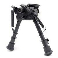 Naugelf 6-9 Inch Telescopic Pendulum Head Bracket Support Frame 20mm Bracket Tripod Refitting Accessories Blaster