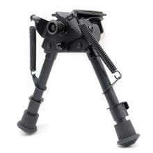 Naugelf 6-9 Inch Telescopic Pendulum Head Bracket Support Frame 20mm Tripod Refitting Accessories Blaster