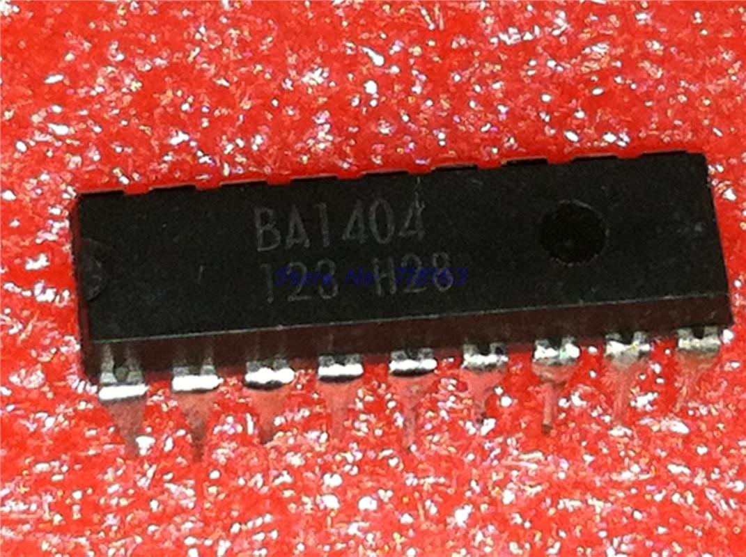 5pcs/lot BA1404 1404 DIP-18