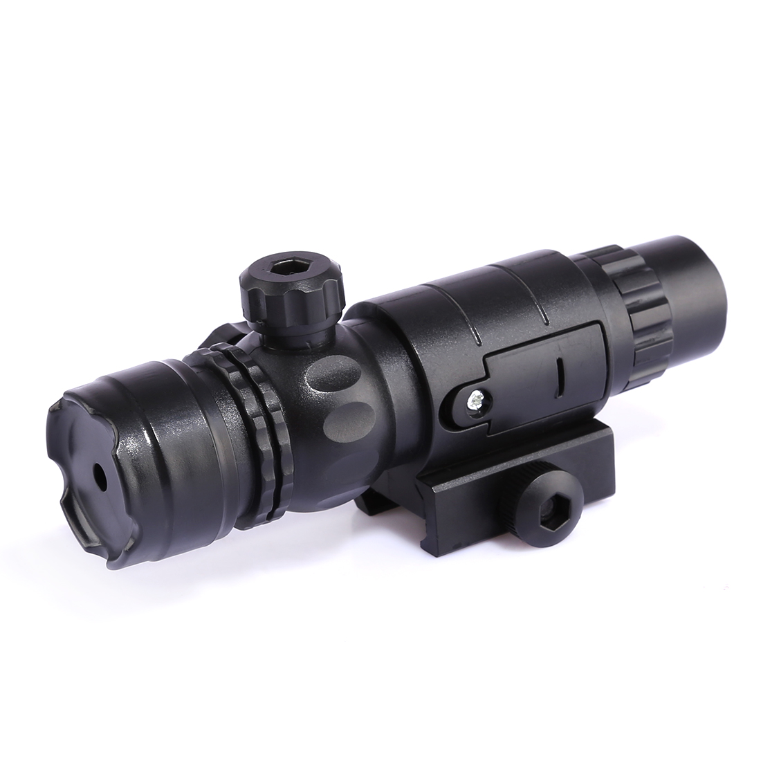 Tactical Plastic Adjustable Infrared Laser Light For Nerf Black Front Tube Decorative Paintball Accessories