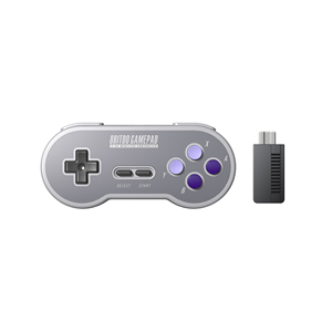 Image 2 - 8Bitdo SN30 2.4G and SF30 2.4G Controller Wireless Gamepad for SNES and SFCfor Windows Android PC Mac