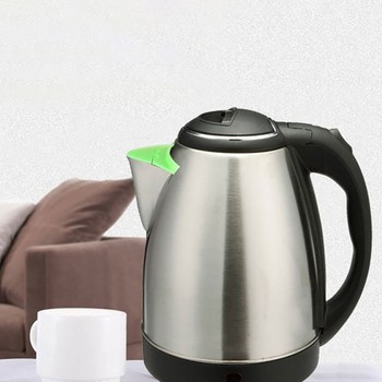 1pcs Electric Kettle Plastic Dust-proof Cover Household Hot Kettle Mouth Cap Cookware Home Kitchen Accessories Random Color 2