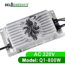 EV 자동차 오토바이 방수 24V 36V 48V 60V 72V 10A 15A 온보드 충전기에 대 한 스마트 800W 충전기