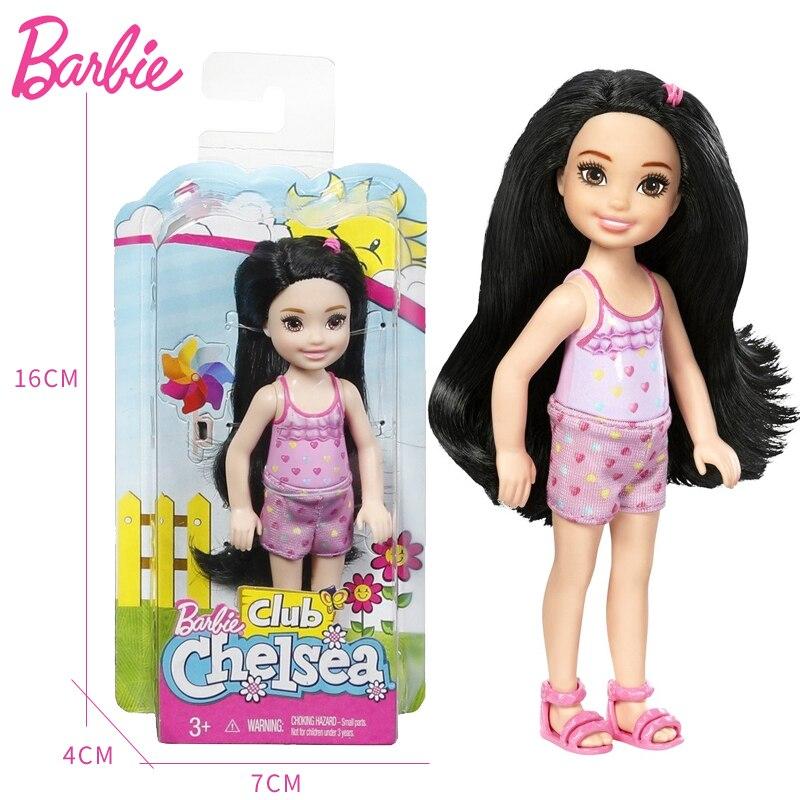 Original Chelsea Club Barbie Dolls 54