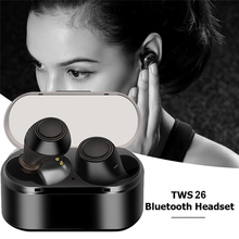 Buy Bluetooth 5.0 Earphones In-Ear Wireless Headset Stereo Sports Earbuds With Mic Ecouteurs Bluetooth directly from merchant!