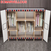 Per La Casa Dresser Armario Tela Placard De Rangement Meble Armadio Guardaroba Bedroom Furniture Mueble Cabinet Closet Wardrobe