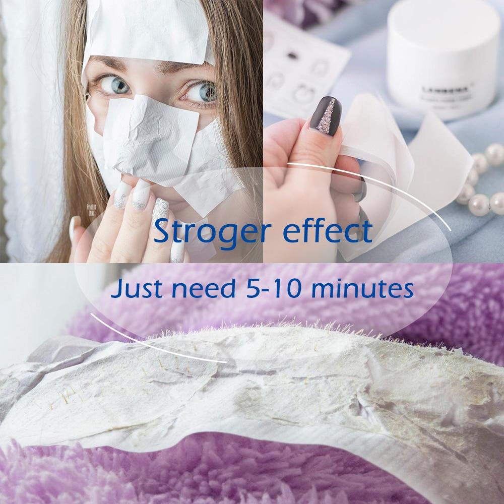 LANBENA Blackhead Remover Face Mask Pore Strip Black Peeling Nose Mask Acne Treatment Unisex Deep Cleansing Skin Care Beauty 2