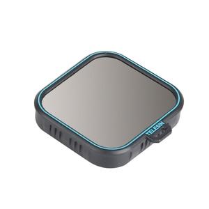 Image 5 - TELESIN 4 Pack Fiter Set ND Lens Protector Filter (ND4 8 16) + CPL Filter voor Gopro Hero 5 6 & 7 Black Hero 7 Camera Accessoreis