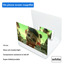 Universal Mobile Phone 3D Screen HD Video Amplifier Magnifying Glass Stand Bracket Holder 2019 top sales best selling