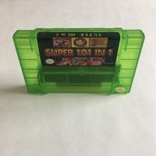 ที่ดีที่สุด SNES วิดีโอเกม Cartridge 101 ใน 1 เกม SNES 16 บิตเกม SNES ยี่ห้อ NTSC U/C US แคนาดา Bab