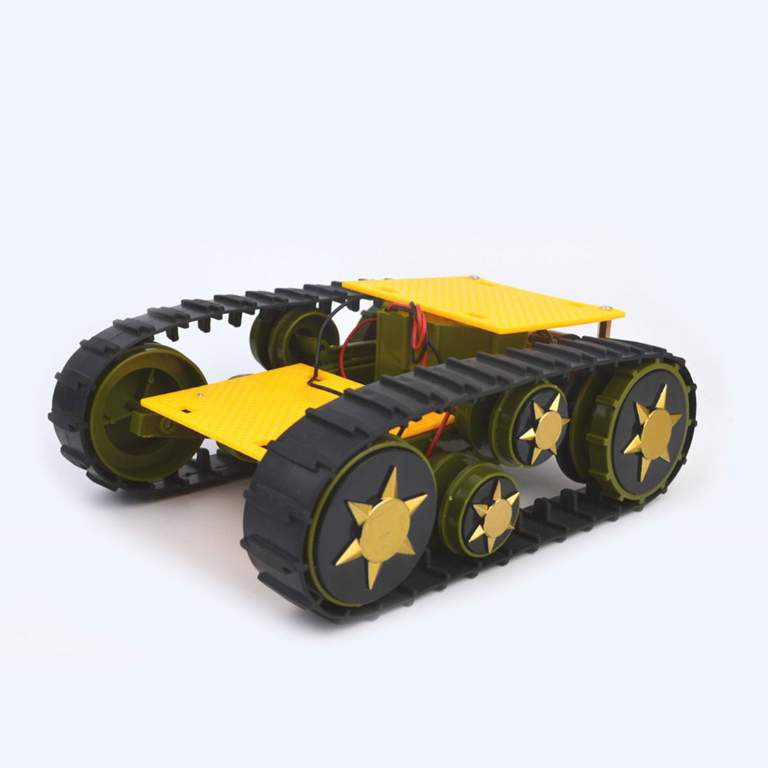 1pcs DIY Deformation Smart Tank Robot Crawler Caterpillar Vehicle Platform For Arduino SN1900 Kids Birthdaty Gifts Drop Shipping