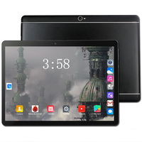4G LET Tablet PC 10.1 Inch Android 8.0 Smartphone Octa Core 6GB Ram 128GB Rom Dual Cameras GPS WiFi Cheapest Gaming 10 Tablet