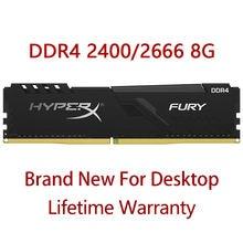 Оперативная Память ddr4 8 ГБ 4 для ПК 2400 МГц 2666 используется