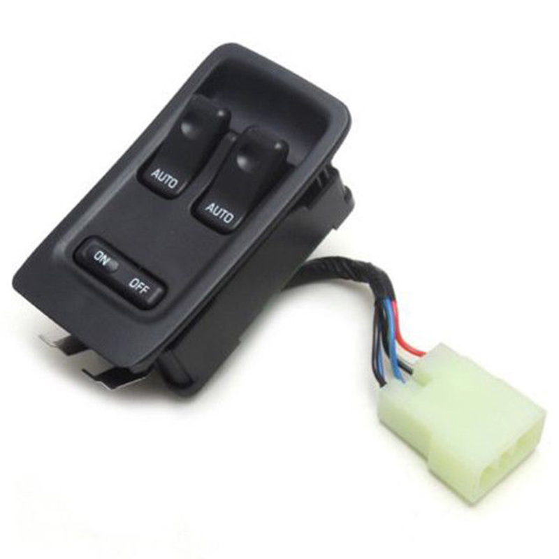 Car Master Power Window Switch For 93-02 M A Z D A  Rx7 Rx-7 Fd14-66-350C Fd1466350C