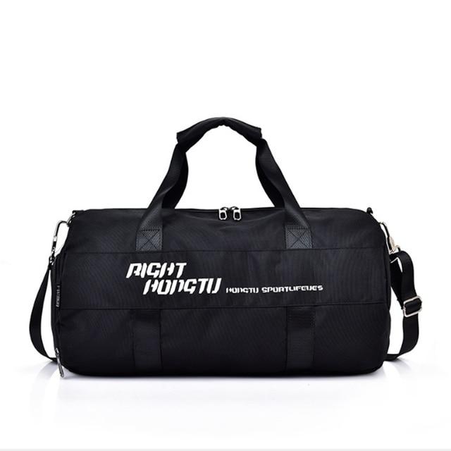 Sports Bag Men Women Waterproof Gym Bag Dry Wet Separation Backpack For Ball Exercise Dance Training Gym Fitness Duffel Knapsack