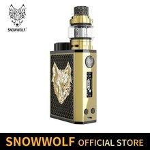 Origin SNOWWOLF mini Vape kit 10-100W e electronic mod and atomizer kit